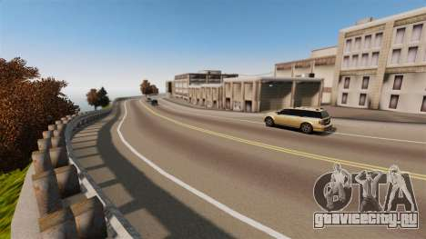 Город без названия для GTA 4 четвёртый скриншот