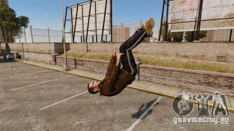 Паркур для GTA 4 второй скриншот