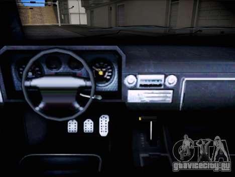 Vapid Bobcat из GTA V для GTA San Andreas вид справа