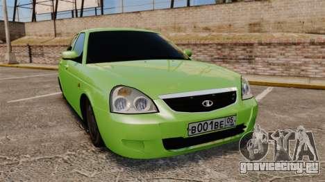 ВАЗ-2170 Priora для GTA 4