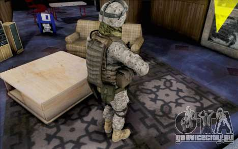 Квинтон Коул для GTA San Andreas третий скриншот