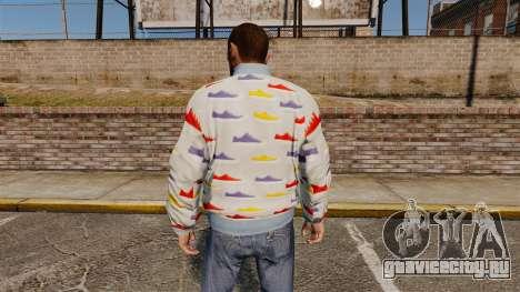 Ветровка -Обувь- для GTA 4 второй скриншот