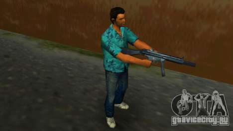 MP5SD для GTA Vice City пятый скриншот