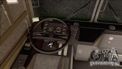 МАЗ 105.060 для GTA San Andreas вид сзади слева