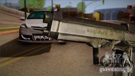 Пистолет из Max Payne для GTA San Andreas третий скриншот
