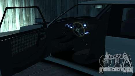 ВАЗ 2113 для GTA 4 салон