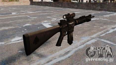 Штурмовая винтовка M16A4 для GTA 4 второй скриншот