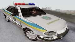 ГАЗ 3111 Мiлiцiя Украины