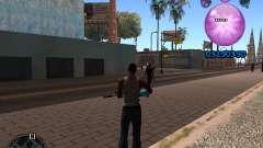 C-HUD Dony Scofield для GTA San Andreas