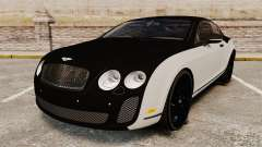 Bentley Continental SS v3.0 для GTA 4