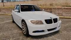 BMW 330i Unmarked Police [ELS]