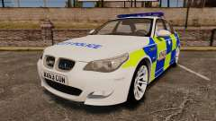 BMW M5 E60 City Of London Police [ELS]