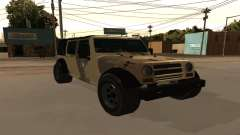 Crusader GTA 5