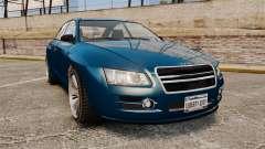 GTA V Tailgater (Michael Car)