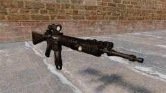 Штурмовая винтовка M16A4