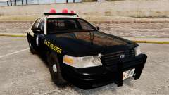 Ford Crown Victoria 1999 Florida Highway Patrol для GTA 4