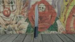 Нож из GTA V для GTA San Andreas