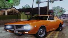 Dodge Charger 1971 Super Bee для GTA San Andreas