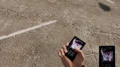 Тема для телефона Tiesto для GTA 4