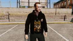Кожаная куртка -Guns N Roses-