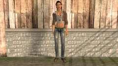 Аликс Вэнс из Half Life 2
