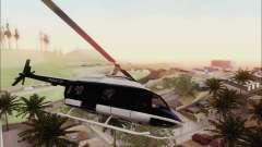Police Maverick для GTA San Andreas