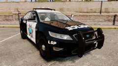 Ford Taurus Liberty State Police