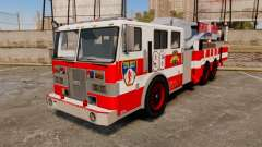 MTL Firetruck Tower Ladder FDLC [ELS-EPM]