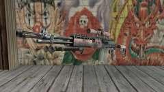M14 EBR Red Tiger для GTA San Andreas