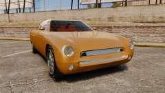 Ford Forty Nine Concept 2001 для GTA 4