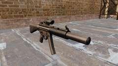 Пистолет-пулемёт HK MP5SD2