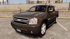 Chevrolet Suburban Slicktop 2008 [ELS]