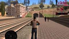 C-HUD LCN для GTA San Andreas