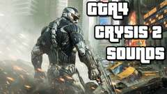 Crysis 2 Weapon Sound v 2.0 для GTA 4