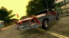 Chevy Monte Carlo Lowrider для GTA Vice City