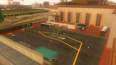 Автовокзал в Лос-Сантосе