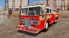 MTL Firetruck MDH1000 Midmount Ladder FDNY [ELS]