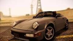 Porsche 911 Speedster Carrera 2 1992 для GTA San Andreas