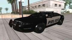 GTA V Police Cruiser для GTA San Andreas