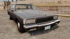 Chevrolet Caprice 1989 v2.0 для GTA 4