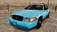 Ford Crown Victoria NYPD [ELS] для GTA 4