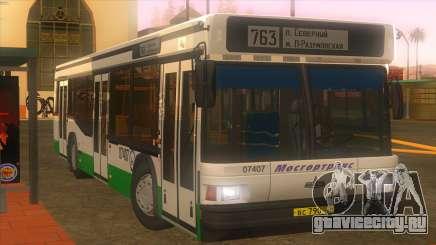 МАЗ 103.065 для GTA San Andreas