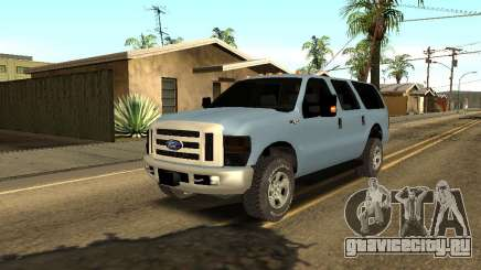 Ford Excursion для GTA San Andreas