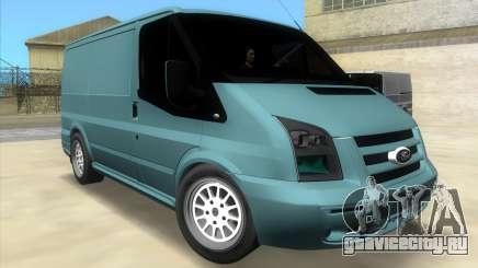Ford Transit Sportback 2011 для GTA Vice City