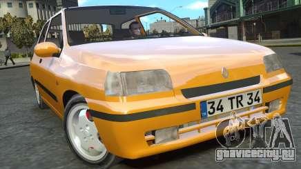 Renault Clio Williams для GTA 4