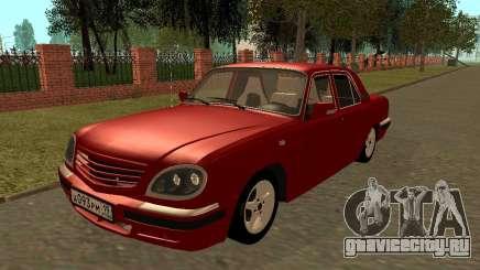ГАЗ 31105 Волга Красная для GTA San Andreas