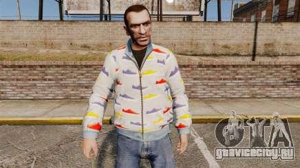 Ветровка -Обувь- для GTA 4