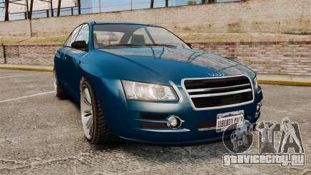 GTA V Tailgater (Michael Car) для GTA 4