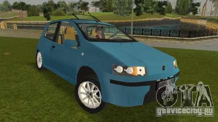 Fiat Punto II для GTA Vice City