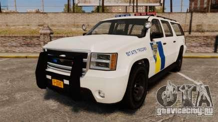 GTA V Declasse Police Ranger LCPD [ELS] для GTA 4